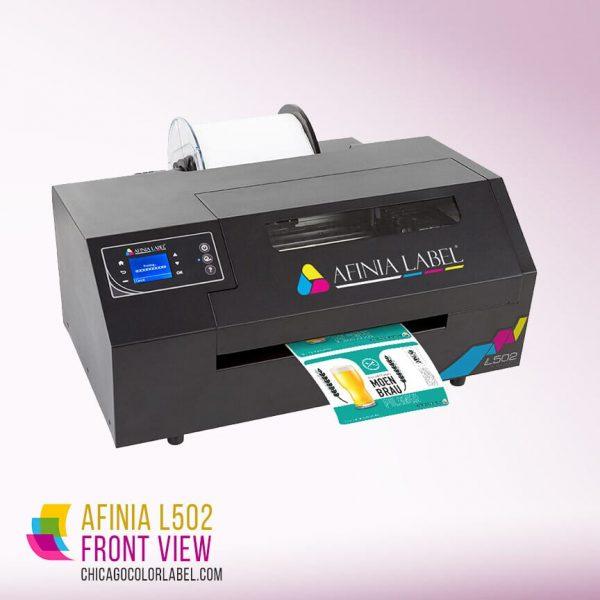 Afinia l502 label printer
